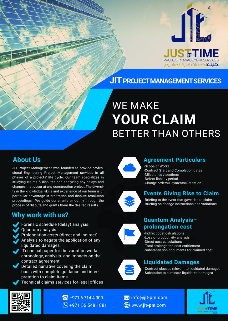 WE MAKE YOUR CLAIM BETTER